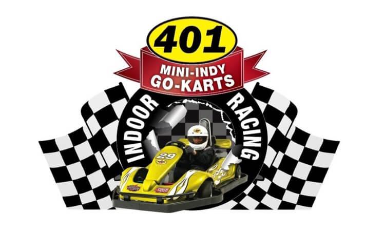 Indoor go karting gta