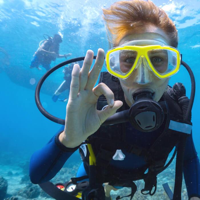 Scuba Diving in Hawaii   Hijinks